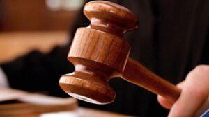 تعداد قضات بر حسب نوع دادگاه